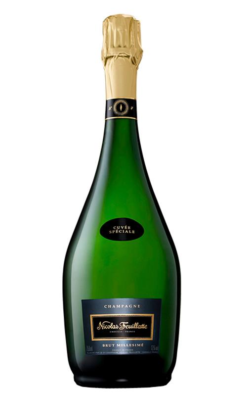 Champagne feuillatte millesime 2008