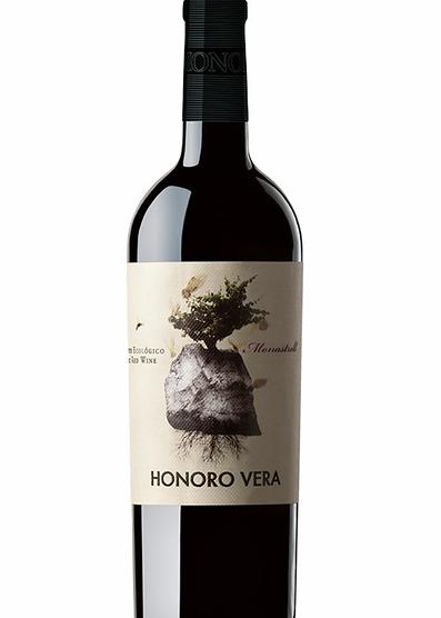 Honoro Vera Organic Monastrell 2015