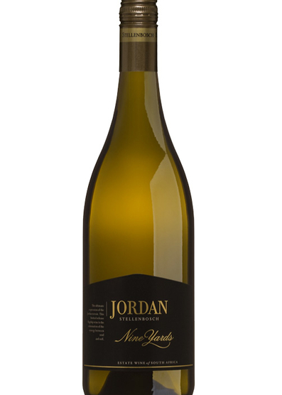 Jordan Nine Yards Chardonnay 2014