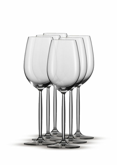 acheter schott zwiesel diva n 2 vin blanc set de 6 verres bodeboca. Black Bedroom Furniture Sets. Home Design Ideas
