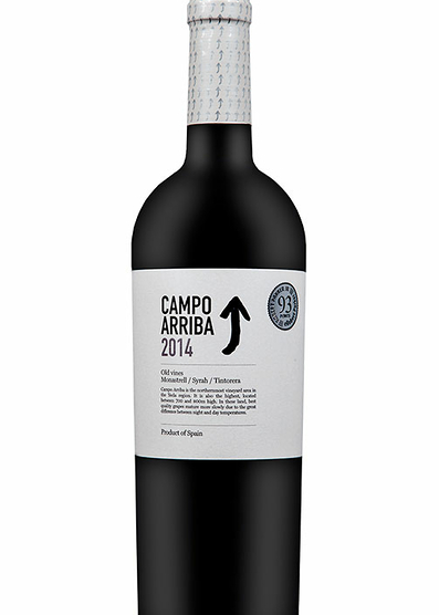 Campo Arriba Old Vines 2014