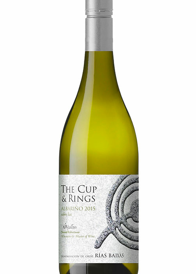 The Cup & Rings Albariño 2015