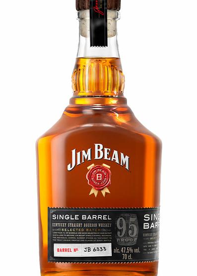 Jim Beam Single Barrel