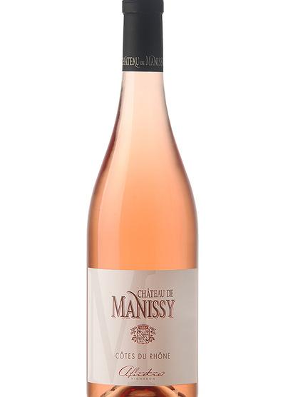 """Château de Manissy Côtes du Rhone """"Oracle"""" Rosé 2018"""