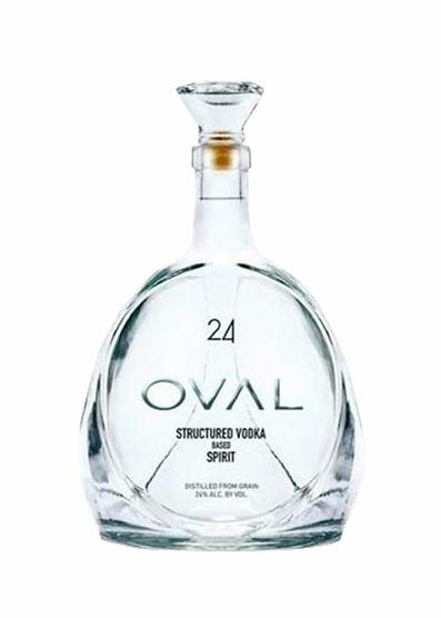Oval Vodka 24