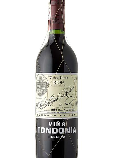 Viña Tondonia tinto Reserva 2005