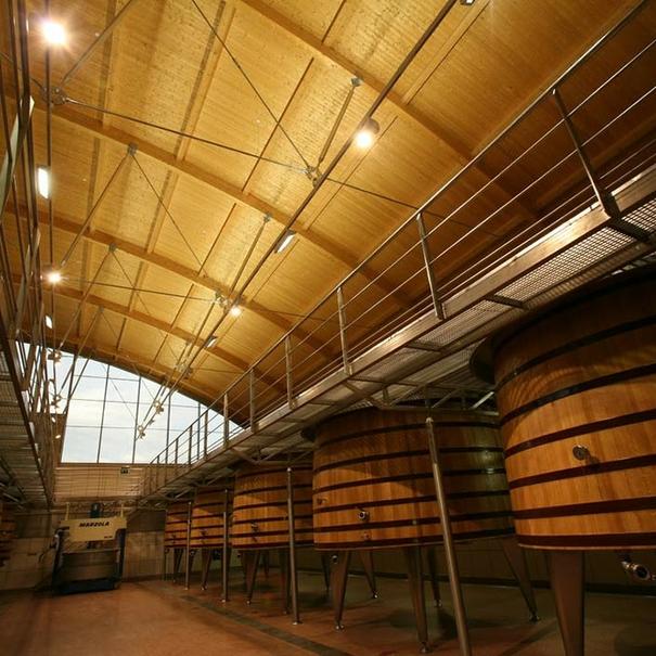 Interiores Bodega Pintia