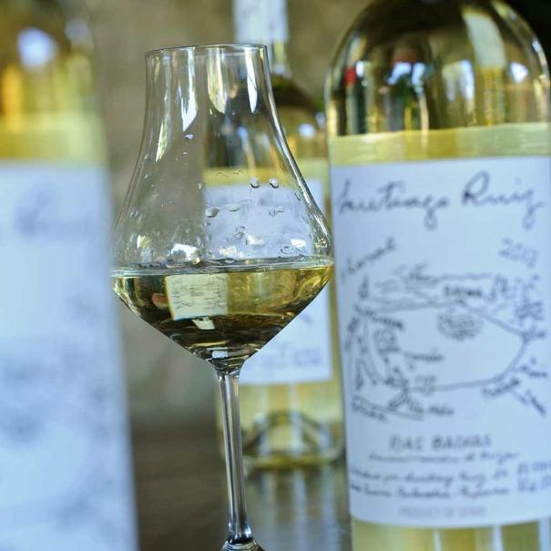 El vino Santiago Ruiz